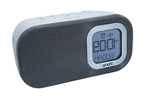 Alarm with Speakerphone and Charging -