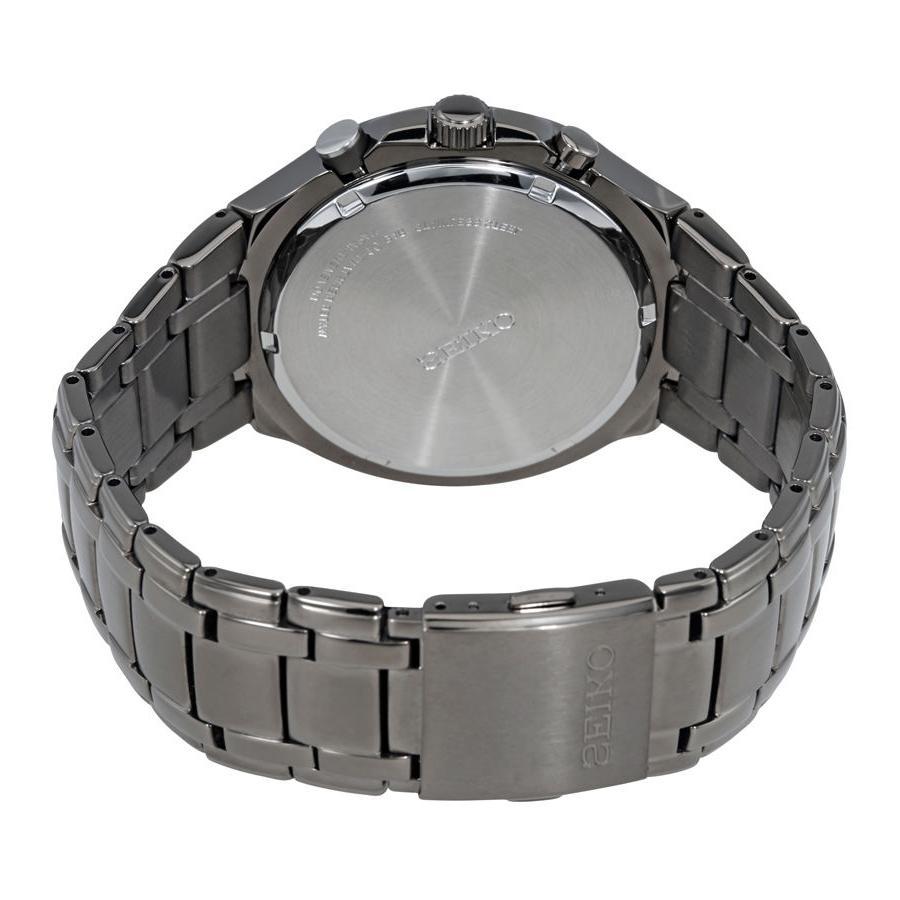 Seiko Recraft Solar Chronograph Steel Watch