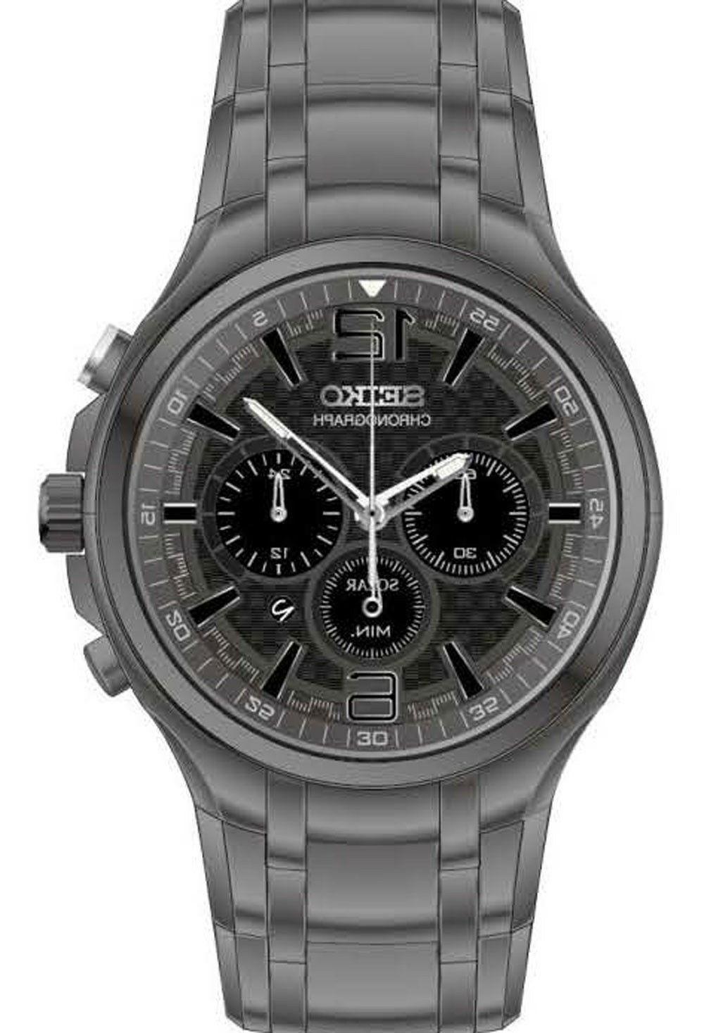 ssc453 recraft solar chronograph gray