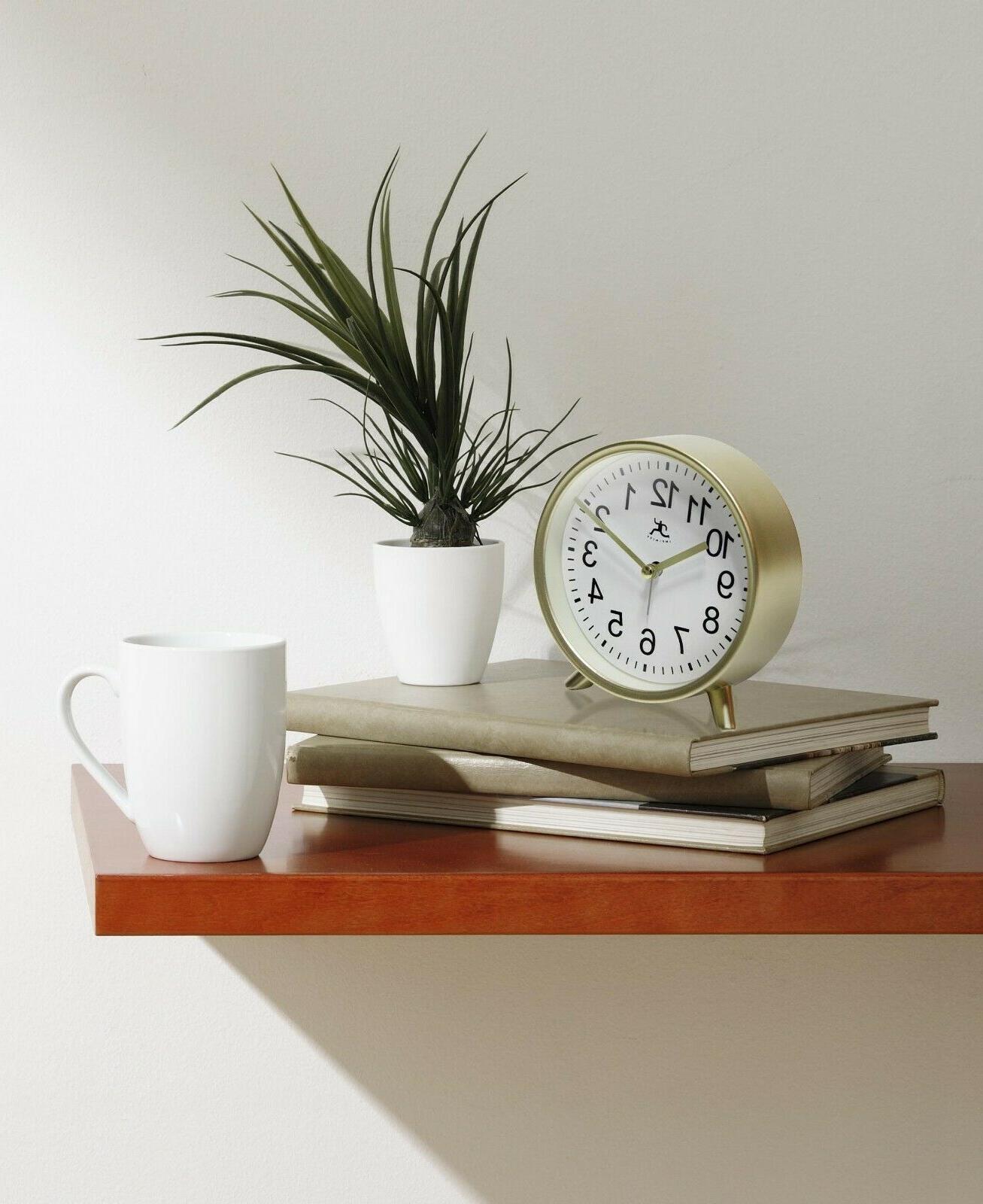 Stylish Modern 6 Clock
