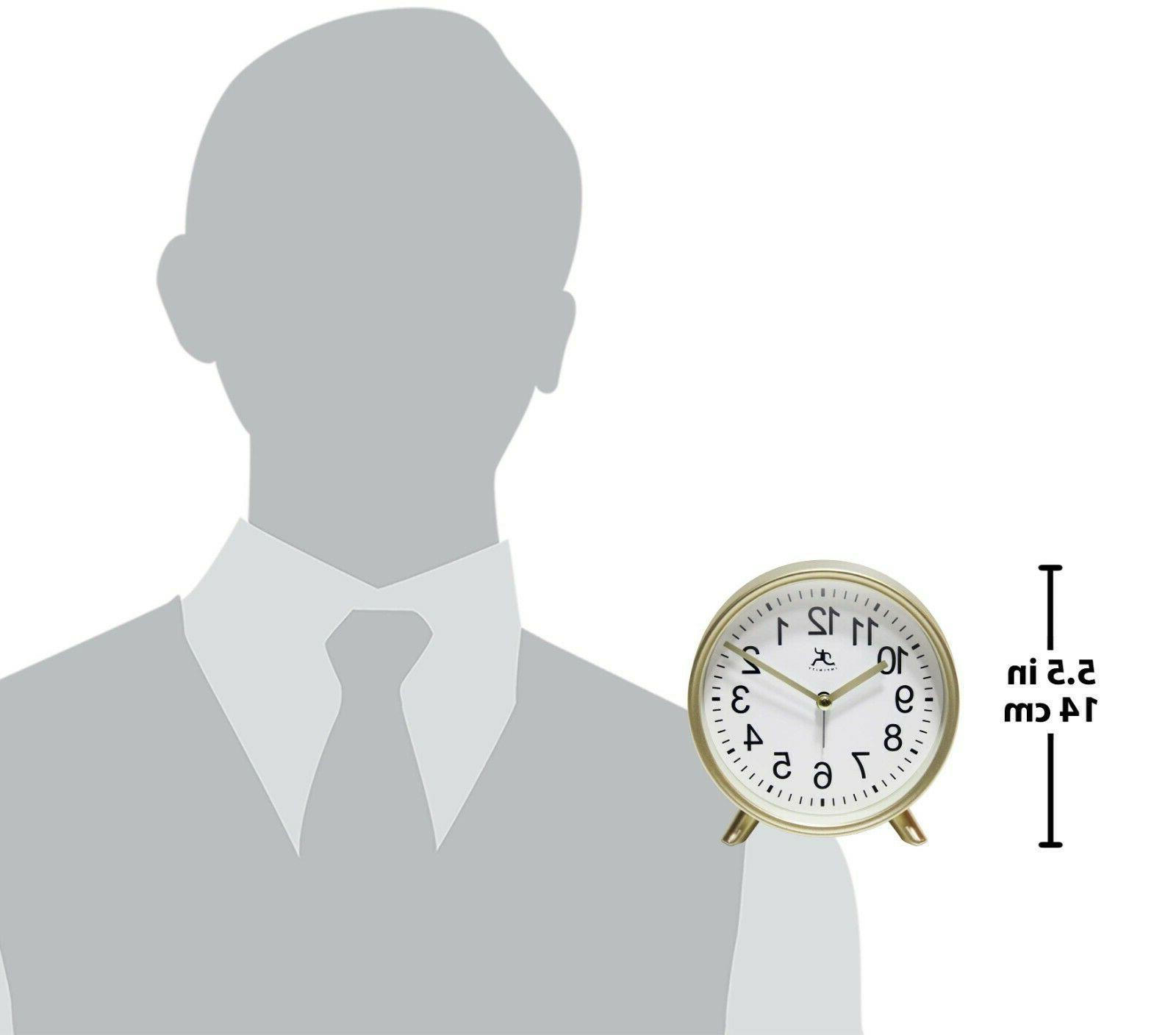 Stylish 6 Tabletop Clock