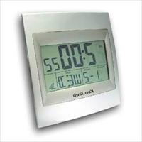 Sonnet T-4668 2 Inch Number LCD Atomic Alarm Clock