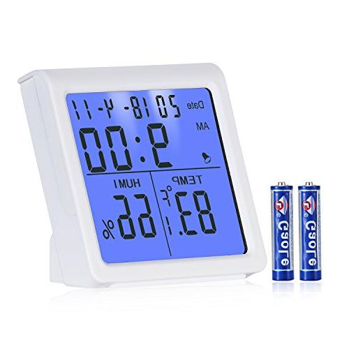 temperature humidity gauge indoor thermometer hygrometer