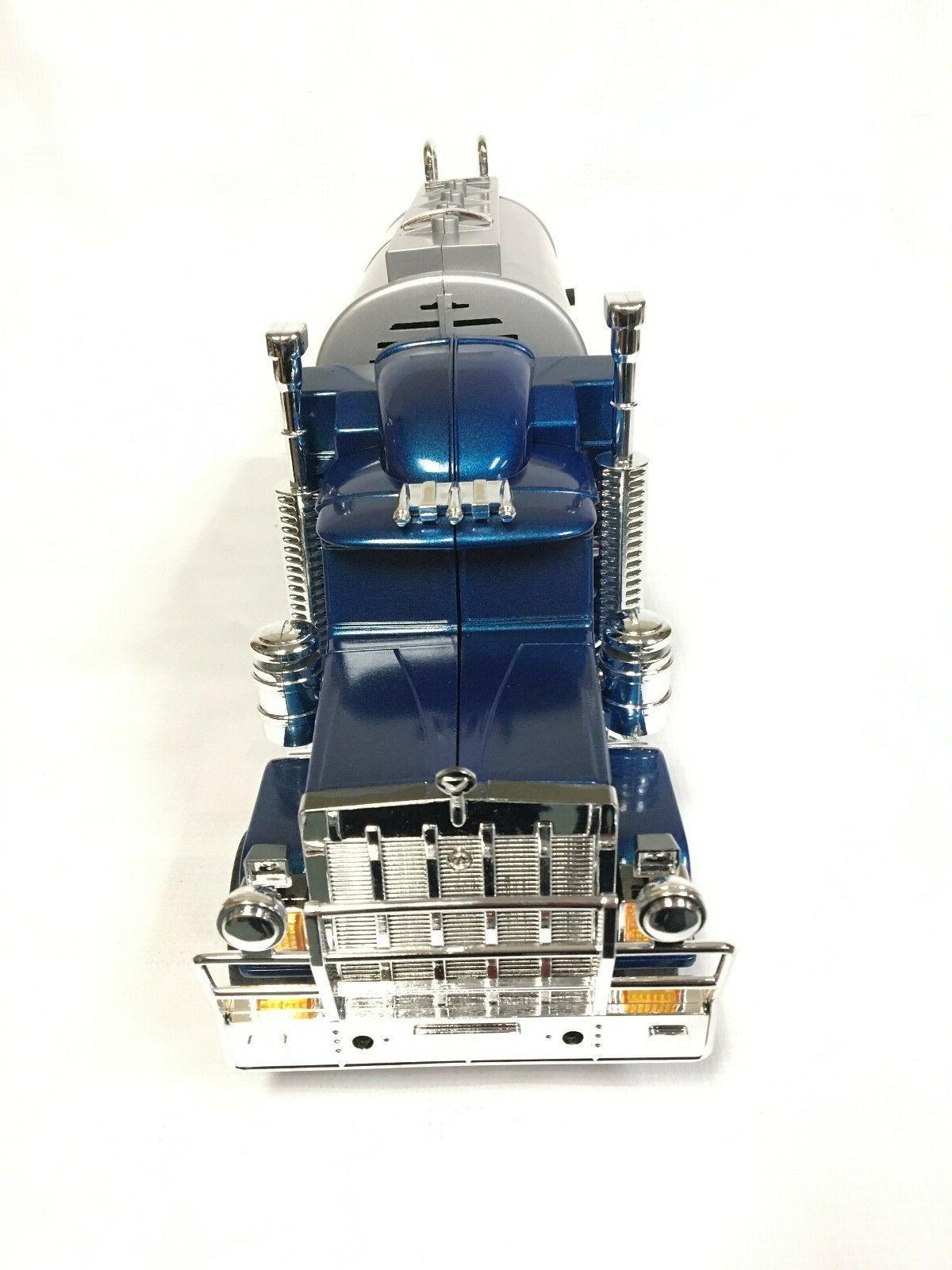 thunder truck alarm clock w roaring engine