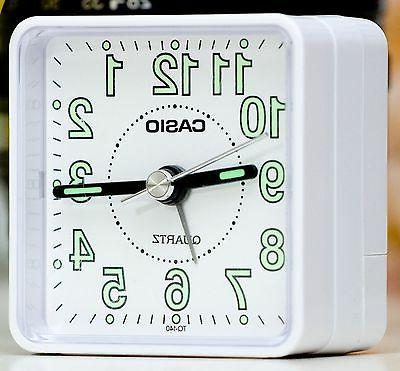 tq140 7d travel desk quartz alarm clock