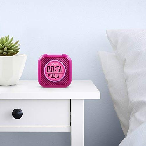 Sharp Clock - Use on or