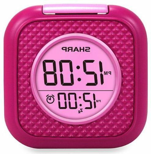 vibrating pillow alarm clock