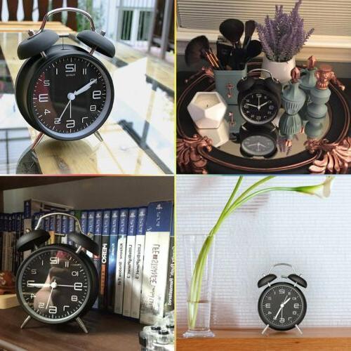 Vintage Extra Loud Clock Analogy Backlight