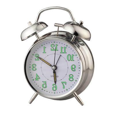 vintage glow dark alarm clock