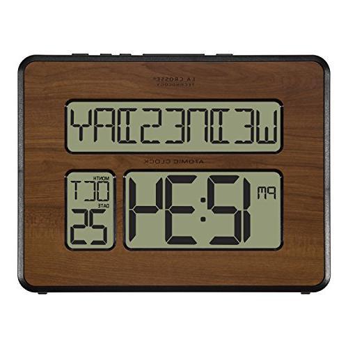 wa int atomic calendar clock