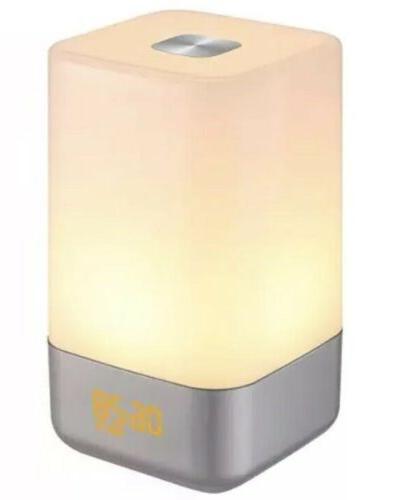 wake light beside lamp alarm