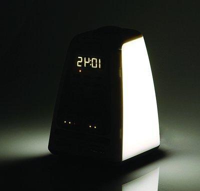 Sound Oasis Wake-up Light Aromatherapy & Alarm