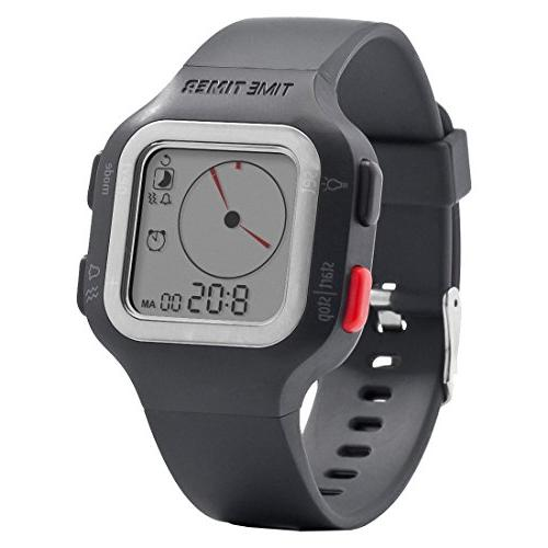 Time Timer Watch PLUS Clock , Large