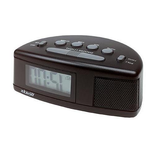 Westclox Tech 47547 Loud Clock
