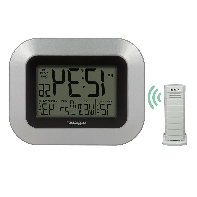 ws 8115u wall clock