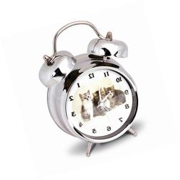 Launch Innovative Products Kate Kitten/Cat Alarm Clock with