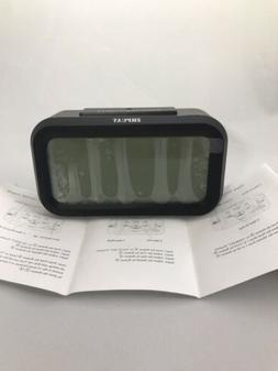 ZHPUAT LCD Smart Clock