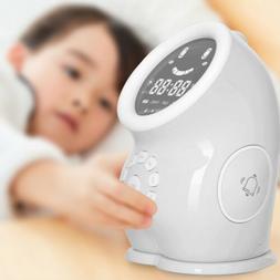 LED Digital Alarm Clock for Kids That Can Train Children's C