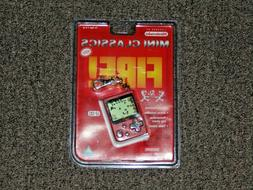 Nintendo Mini Classics Fire Game Alarm Clock Key Chain NEW