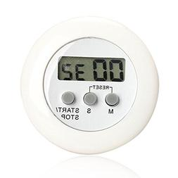 Mini Timer - Clip Timer - Timer With Clip - Countdown Timer