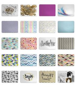Ambesonne Modern Art Mousepad Rectangle Non-Slip Rubber
