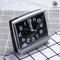 Modern Square <font><b>Alarm</b></font> <font><b>Clock</b></