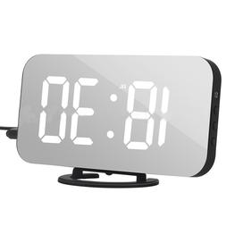 Multifunction LED Mirror <font><b>Alarm</b></font> <font><b>