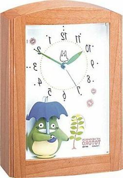 My Neighbor Totoro alarm clock character analog Totoro R752N
