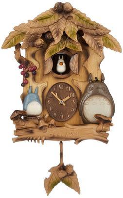 My Neighbor Totoro Clock Radio Control Watchmaking Clock Wat