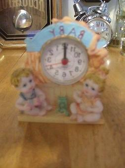 New Baby  Alarm Quartz  Mantel/ Shelf/Desk  Clock