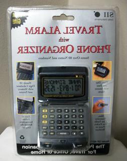 NEW SEIKO INSTRUMENTS SII ELECTRONIC TRAVEL ALARM CLOCK PHON