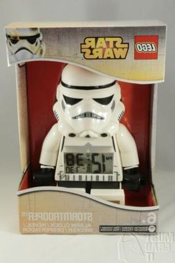 NEW Lego Star Wars STORMTROOPER Big 9inch Digital ALARM CLOC