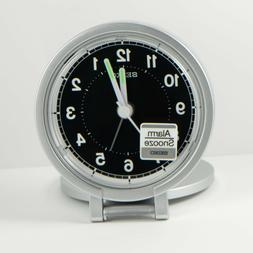 NEW - Seiko Travel Alarm Clock