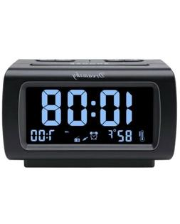 nib alarm clock radio usb port