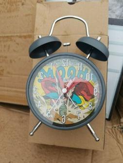 NIB Marvel Comics Mighty Thor Retro Alarm Clock Old School B