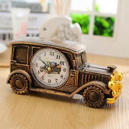Novelty Car Truck Alarm Clock Quartz Neddle Analog Clock for