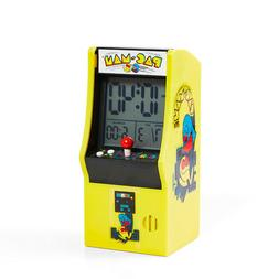 PACMAN ARCADE ALARM CLOCK by Paladone Products * PAC-MAN *