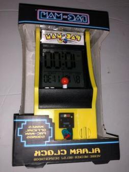 PACMAN Arcade Alarm Clock Paladone Products PAC-MAN Official