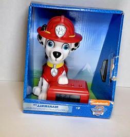Paw Patrol 2021319 Marshall Kids Night Light Alarm Clock wit
