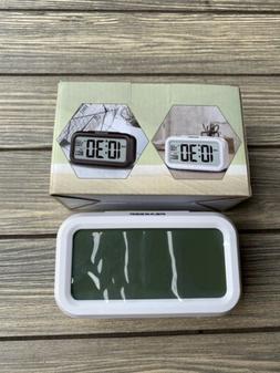 Peakeep Digital Alarm Clock with Dual Alarms for Workday Mod