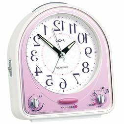 SEIKO PYXIS Disney 31 Melodies Alarm Clock Auto Stop From Ja