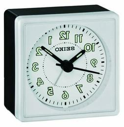 Seiko Seiko QHE083SLH Alarm Clock - 2.25 in. Wide