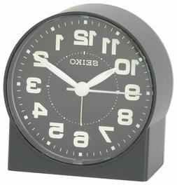 Seiko QHE084KLH Bedside Alarm Clock