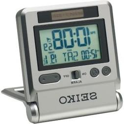 Seiko QHL066S Travel Alarm Clock