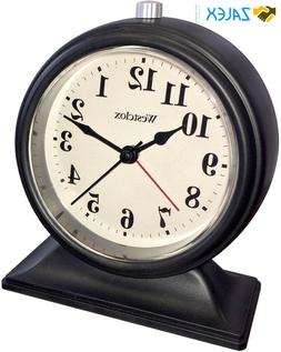 Westclox Quartz Classic Easy To Read Alarm Clock