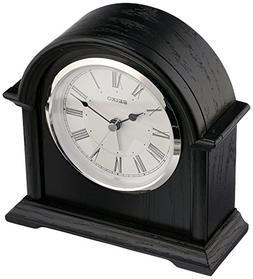 Seiko QXE050KLH Desk/Table Japanese Quartz Shelf Clock QXE05
