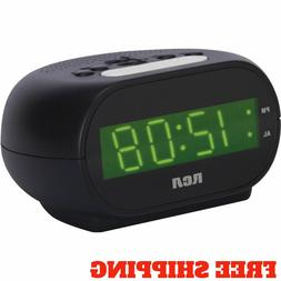 RCA RCD20 - SUPER Extremely Loud Alarm Clock For Heavy Sleep