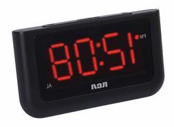 rcd30 digital alarm clock with 1 4