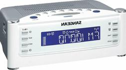 Sangean RCR-22 Atomic Clock with FM-RDS / AM / Aux-in Digita