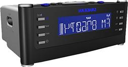 Sangean RCR-22 Atomic Clock With Pll Synthesized FM-RBDS/AM/